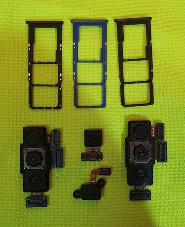 Samsung Slots e Cam's A70