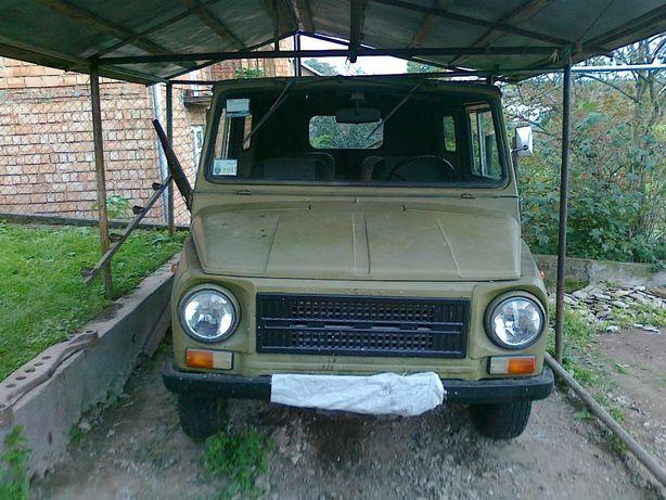 """ЛуАЗ-969М """"Волинь"""", зелений"""