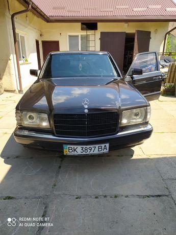 Продам Mercedes w 126