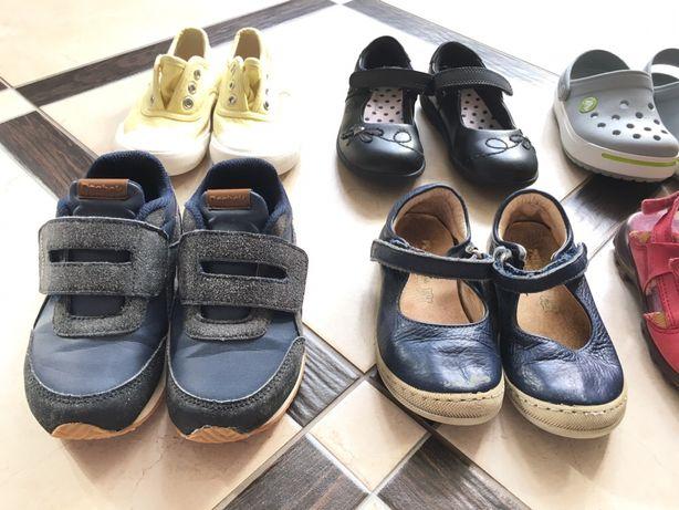 Кроссовки сандали крокс туфли Reebok Ecco Crocs M&S Primigi