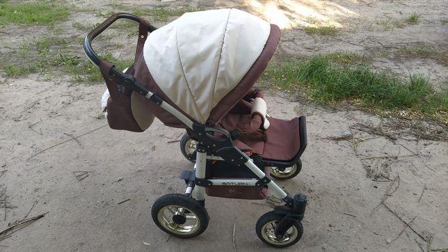 Детская коляска Saturn Victoria Gold 2 в 1