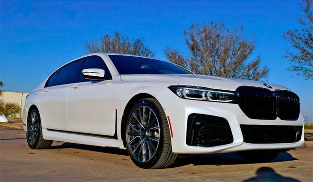 авто BMW 740 I 2020