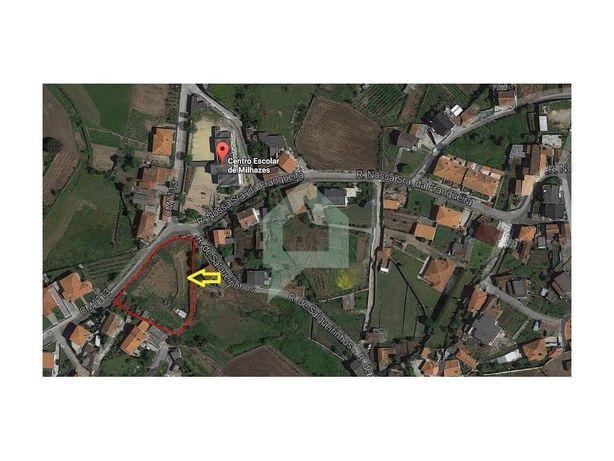 Terreno centro Freguesia de Milhazes, Barcelos