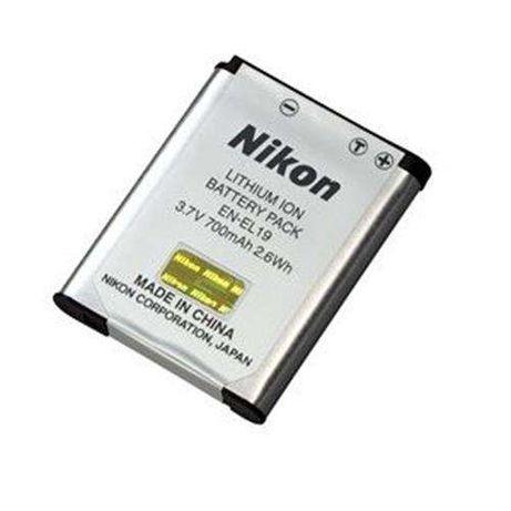 Bateria EN-EL 19 para Nikon Coolpix S7000 S6900 S6800 S6600