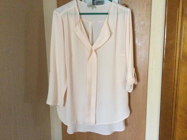 Нежная блузка 14 размер