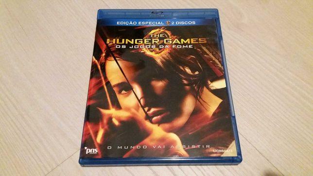 Blu-ray Hunger Games Edição Especial