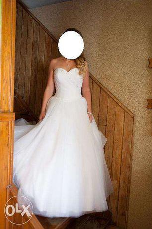 Piękna Suknia ślubna Tanio !!