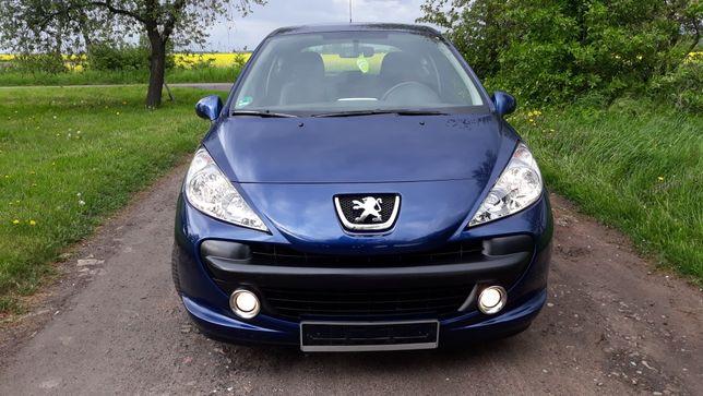 Sprzedam Peugeot 207 1.4 16v 95km benzyna 2008r.