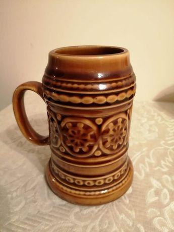 Kufel porcelana Chodzież stary