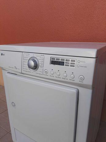 Máquina secar roupa LG 7Kg condensação