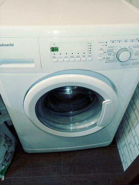 Пральна машинка, стиральная машинка bauknecht 6кг