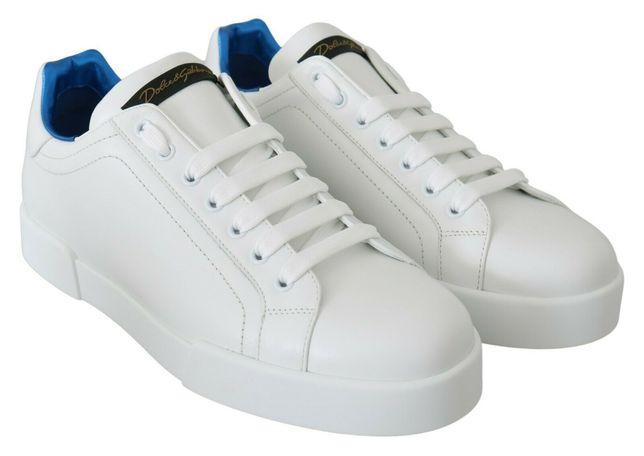 DOLCE & GABBANA portofino Sneakers White кеды, кроссовки,обувь