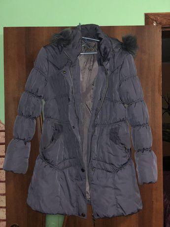 Куртка зимняя и ветровка