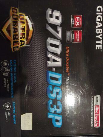 Материнская плата Gigabyte 970A DS3P