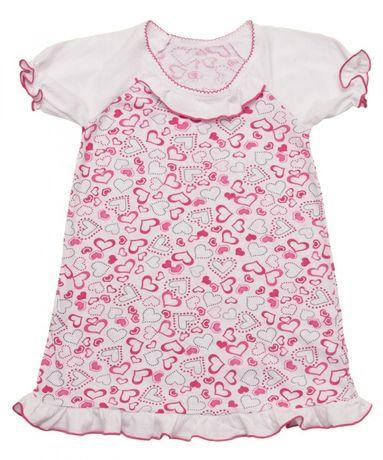 Сорочка для девочки, ночнушка для девочки, ночнушка детская, сорочка