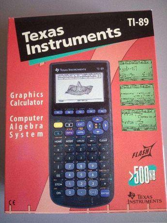 Calculadora TI 89