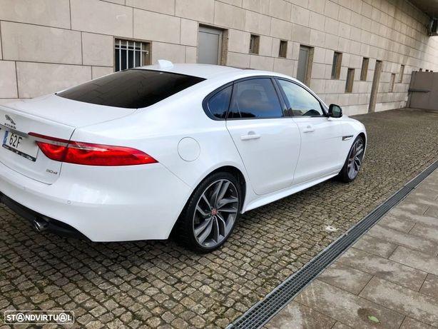 Jaguar XF 3.0 TDV6 R-Sport Aut.