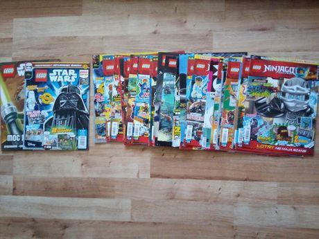 Gazetki Lego Ninjago, Star Wars 24 sztuk