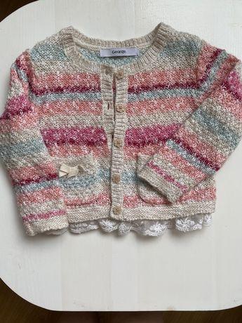 Sweterek rozmiar 1-1,5 lat