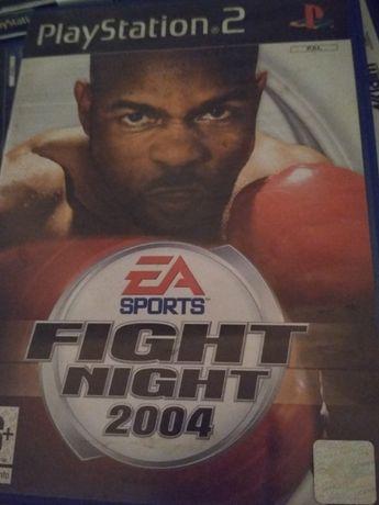 Gra Playstation 2 Fight Night 2004