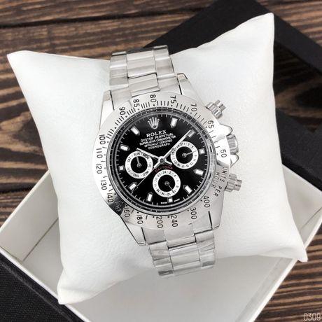 Zegarek Rolex Daytona Automatic Silver-Black