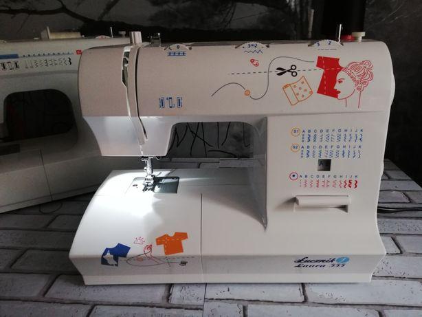 Maszyna do szycia Lucznik Laura 555