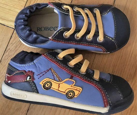 ROBEEZ R.20 skórzane sneakersy, półbuty, adidasy, kapcie- swietne