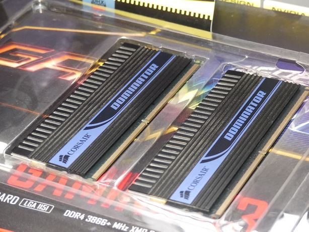 Модуль памяти Corsair DDR II 2048MB PC2-8500 (1066MHz) (2x1024) (TWIN2