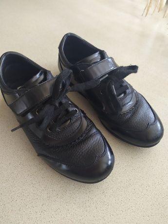Туфлі кеди шкіряні Dolce&Gabbana