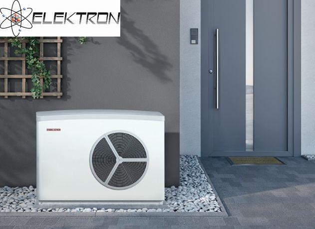 Pompa ciepła stiebel 8 kW z montażem pompy