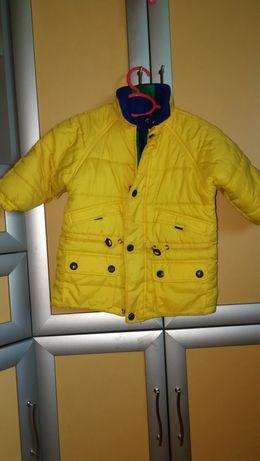 Детская демисезонная куртка, от 2-х лет