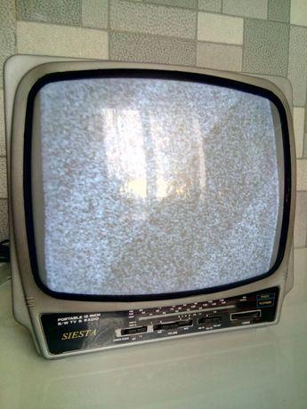 Телевизор SIESTA SB31-6U/V ч/б