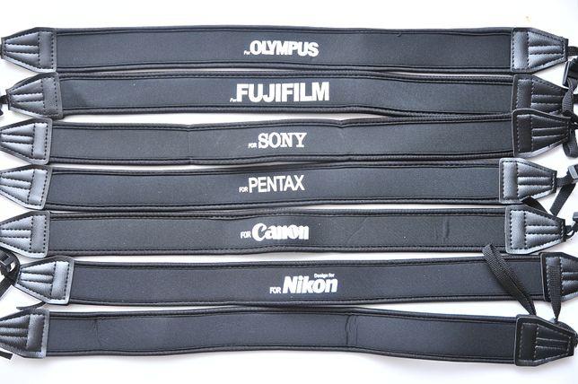 Нашейный ремень Fujifilm Pentax Olympus из неопрена Nikon Canon Sony