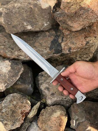 РАСПРОДАЖА/Нож АК-47 СССР/супер качество/свинокол/штык