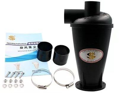 Циклонный фильтр для строительного пылесоса.