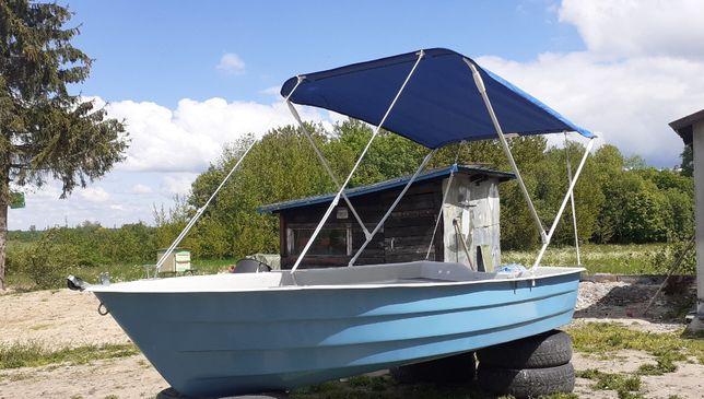 Łódka, łódź wędkarska Masurian Maven 30