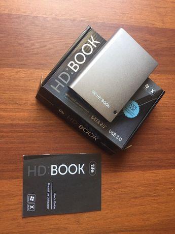 Caixa HDD 1Life hd:book USB 3.0 Cinza