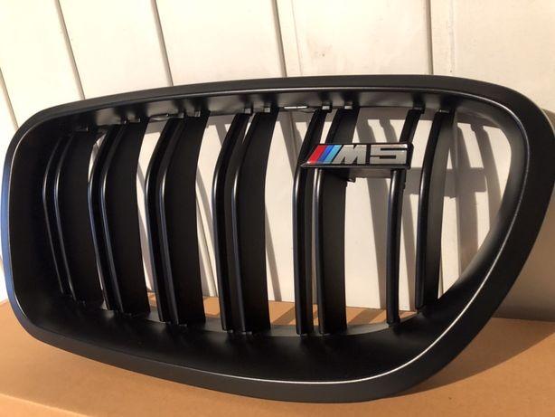 Решетки радиатора(Ноздри) Bmw F10 M performance глянцевые и матовые.