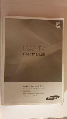 TV Samsung serii 5 instrukcja