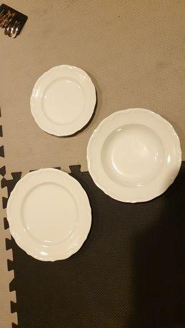 Zestaw obiadowy Chodzież Maria Teresa linia biała