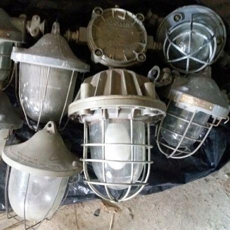Skup starych lamp przemysłowych lampa industrialna fabryczna loft
