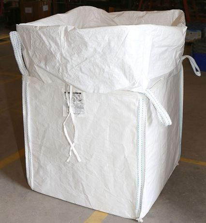 Nowy Worek Big Bag 90/90/160 cm Z Fartuchem zasypowym 1200 kg
