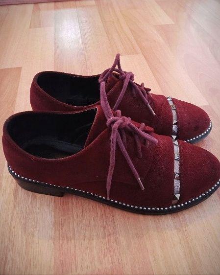 Ботинки - туфли Хуст - изображение 1
