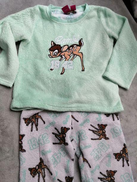 Piżama Disney roz 116