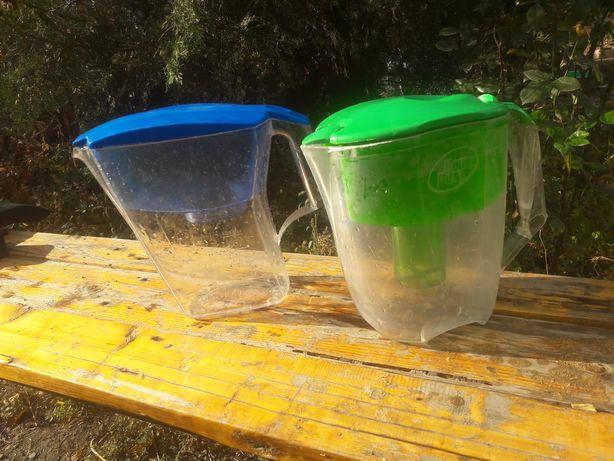 Фильтр кувшин для воды без фильтров