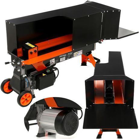 Łuparka do drewna 5T hydrauliczna 1500W 52cm Rębak 230V Kraft Jakość *