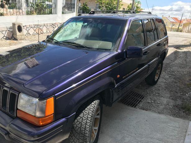 Jeep grand cherokee 2.5