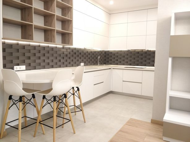Новый дом, стильный ремонт, Коновальца 36-е (Щорса), Печерск
