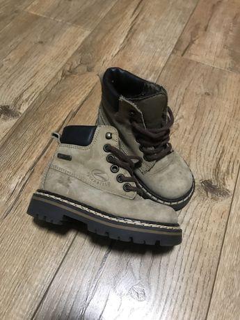 Ботинки тимберленды (sympa tex)