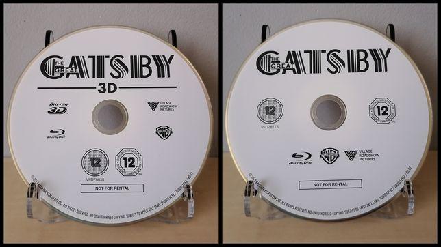 Wielki Gatsby [Blu-ray][ENG][3D+2D]
